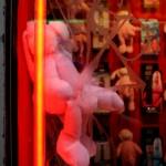 Pink Fluffy Rabbits, Amsterdam 2009.